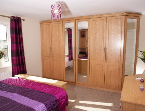 Stewarts Bedroom